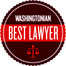 Washingtonian Best Lawyer Award